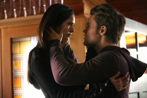 The Vampire Diaries: Ep. 1.14 Crying Wolf