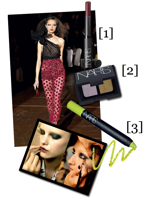 Backstage Beauty: Marc Jacobs & NARS