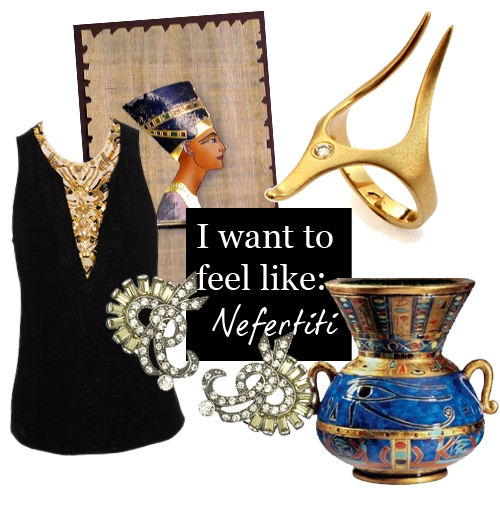 I Want to Feel Like: Nefertiti