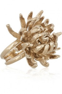 The Fake Out: Chrysanthemum Ring
