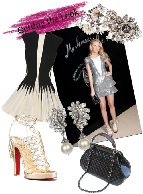 Getting the Look: Blake Lively