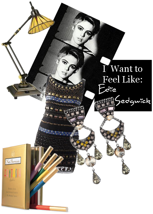I Want to Feel Like: Edie Sedgwick