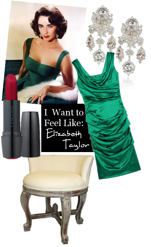 I Want to Feel Like: Elizabeth Taylor