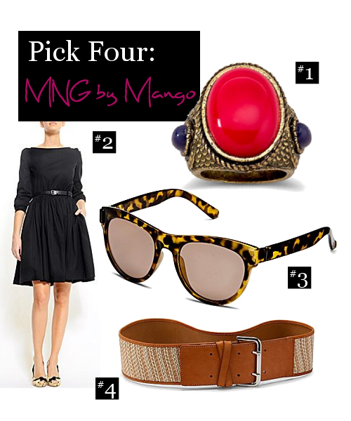 Pick Four: MNG by Mango