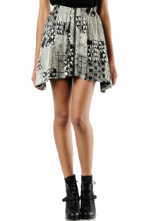 The Fake Out: Tribal Skirts