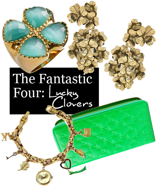 The Fantastic Four: Lucky Clovers