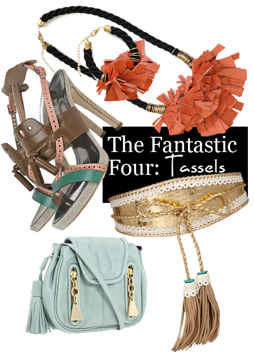 The Fantastic Four: Tassels