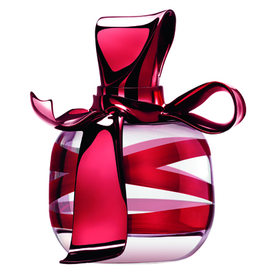 Nina Ricci Dancing Ribbon Bottle