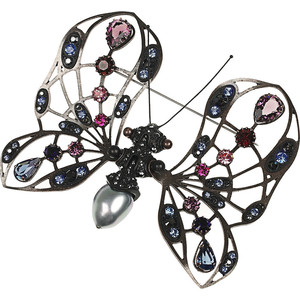 The Fake Out: Butterfly Brooches