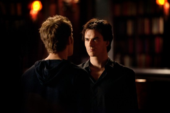 Damon Salvatore - Klaus Episode 2.19