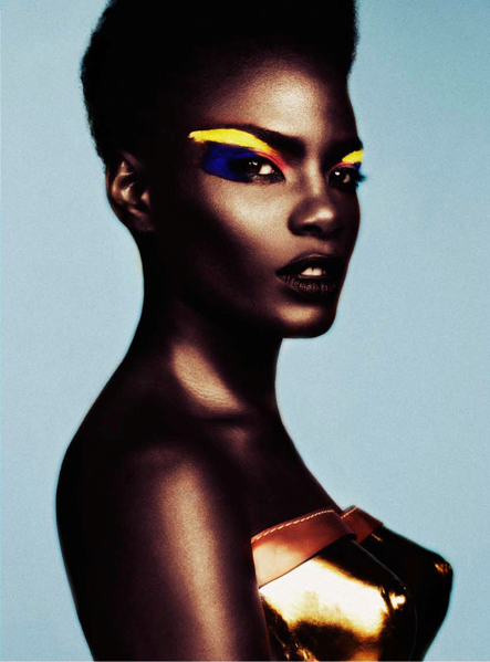 Shingai Shoniwa of Noisettes for Bazaar