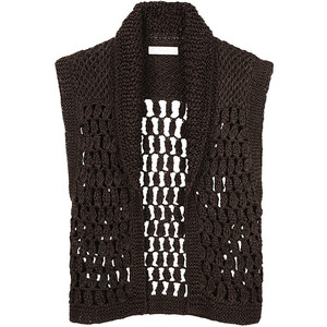 The Fake Out: Crochet Vests
