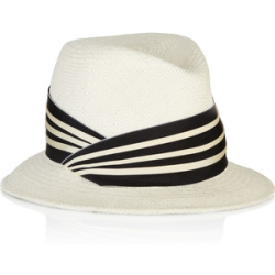 The Fake Out: Straw Fedora