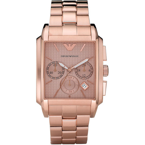 The Fake Out: Rose Gold Watches