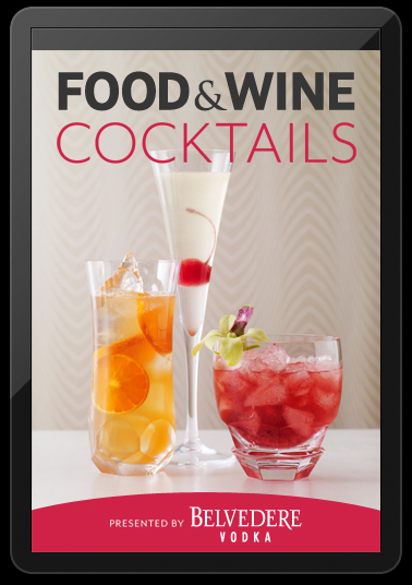 Food &amp; Wine Cocktails App
