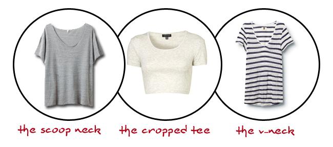 Back to Basics: The T-Shirt