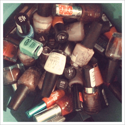 Spoils of Style: Nail Polish