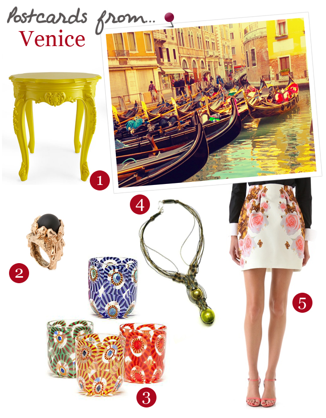 My trip to Venice inspired a love of baroque, Murano glass and so much more.